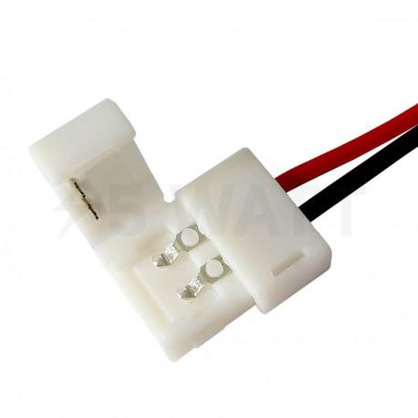 Коннектор для LED лент OEM №4 8mm joint wire зажим-провод