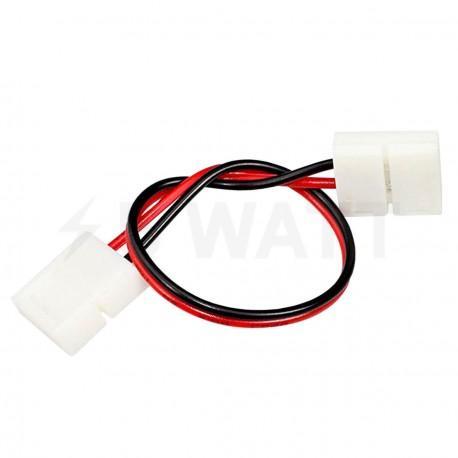 Коннектор для led лент OEM №7 10mm 2joints wire провод- 2зажима