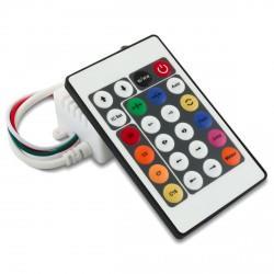 Контроллер SPI OEM Dream Color 12V IR 24 buttons