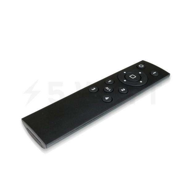 Пульт к OEM JM-DS 4-zone 2.4g remote 12 кнопок универсальный черный