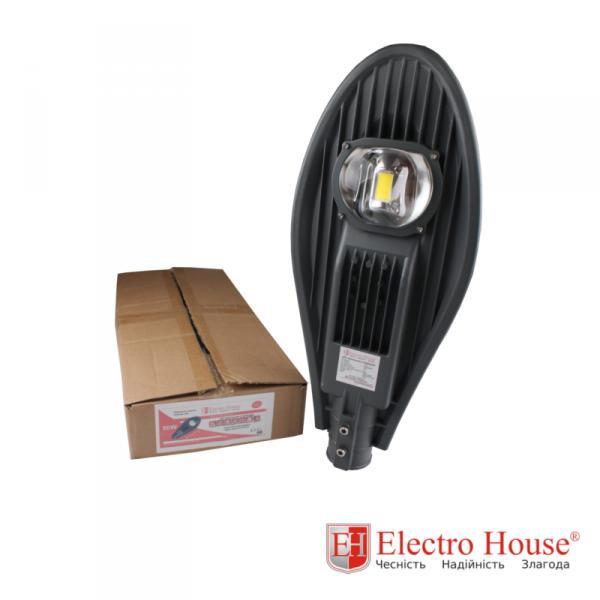 Светильник светодиодный уличный 50W EH-LSTR-3050