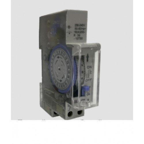 Таймер реле Lemanso на DIN-рейку электромеханический LM691