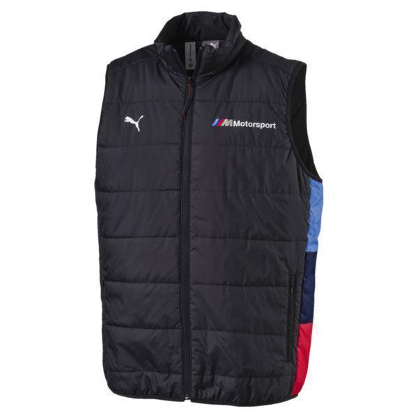 Жилетка Puma BMW MMS Padded Vest