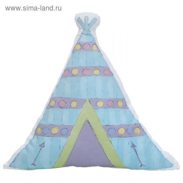 Подушка-игрушка «Вигвам», размер 36х36см