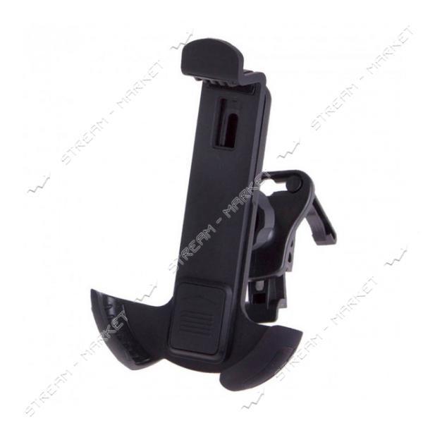 Держатель мобильного телефона PULSO UH-2050BK 116-167мм на дефлектор