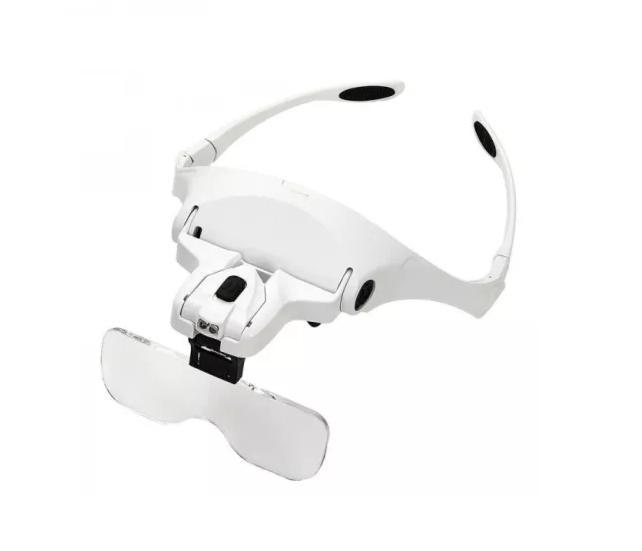 Бинокулярная лупа-очки Magnifier 9892B2