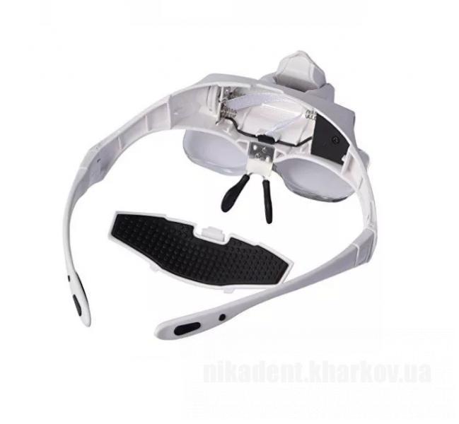 Фото Для стоматологических клиник, Аксессуары Бинокулярная лупа-очки Magnifier 9892B2