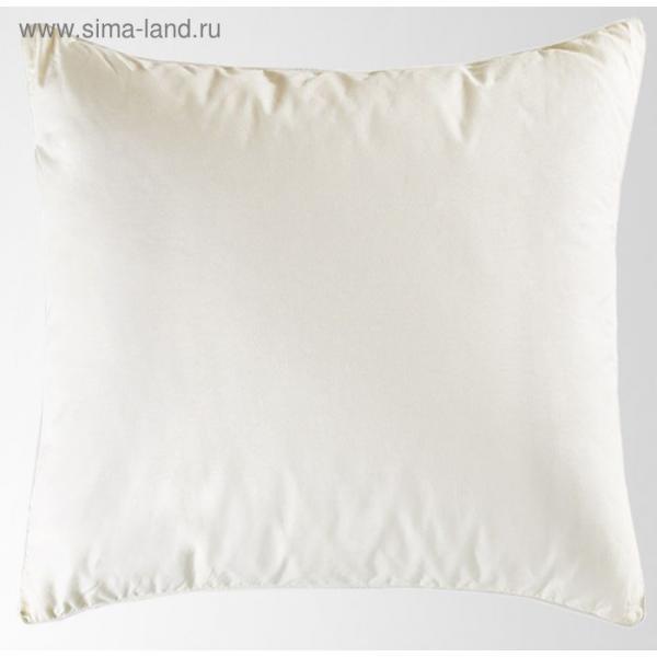 Подушка «Лежебока», размер 60 × 60 см, кремовый