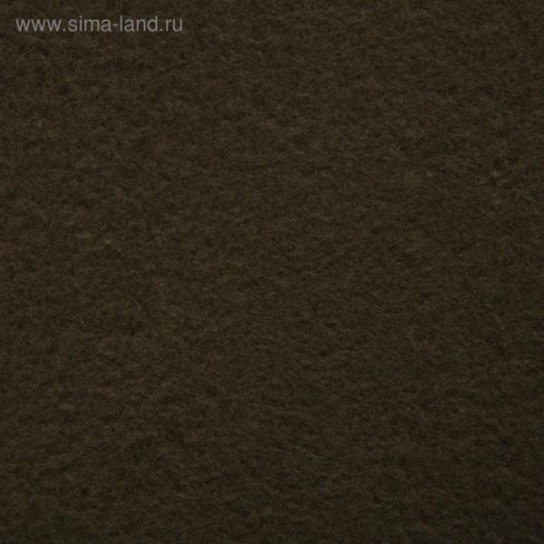 Ткань ФЛИС 260, цвет хаки, 54 пог. м. /23 кг.