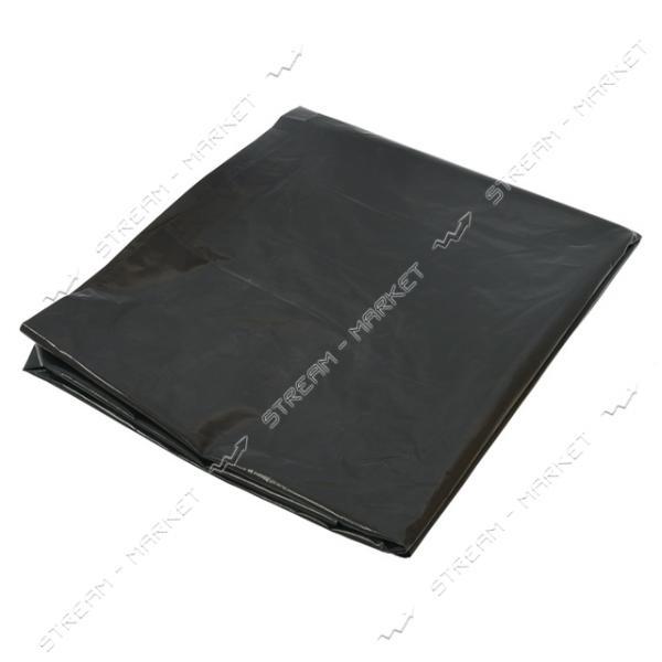 Мешок полиэтиленовый черный вторичка 100 микрон 65х100 см