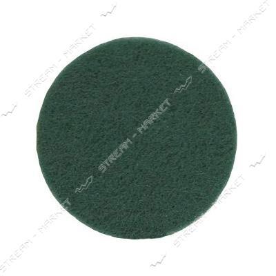 Круг шлифовальный на липучке СКОТЧ-БРАЙТ 125 мм Р240 зеленый