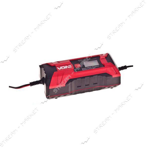 Зарядка VOIN VL-144 6-12V/0.8-4.0A/3-120AHR/LCD/