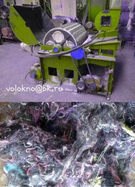 Утилизация швеЙных и текстильных отХодов
