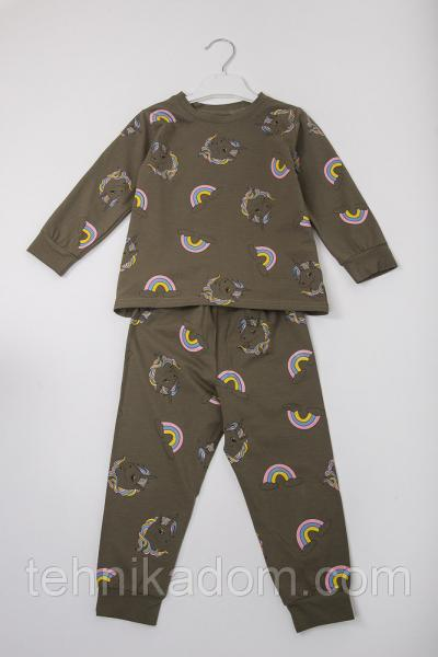 Пижама 71080 (хаки)