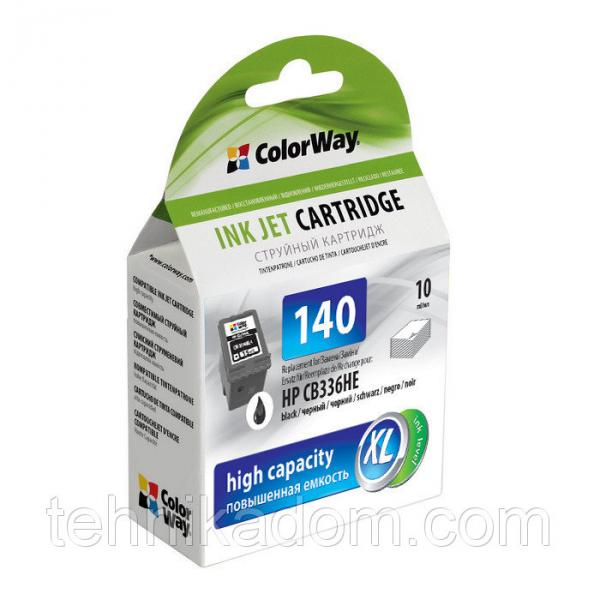 Картридж CW HP CB336HE (№140XL) bl. CW-H140XL