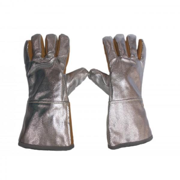 Перчатки (рукавицы) от повышенных температур и расплавленного металла (категория 2)