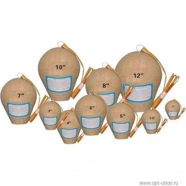 Фото Профессиональная Пиротехника и оборудование, заряды (люсткугели) 2.5* CRCLING NIKISHI KAMURO