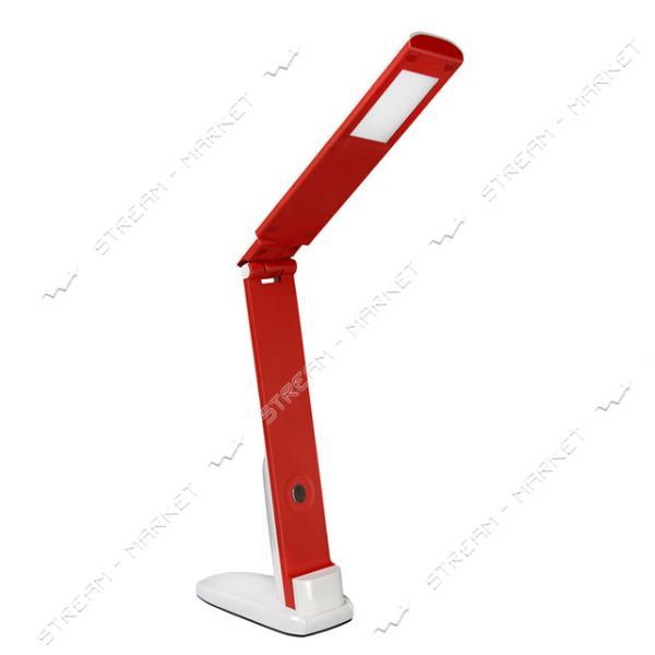 Светильник настольный светодиодный Delux 90008946 TF-310 5 Вт 4100К бело-красный