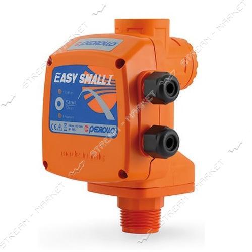 Электронный регулятор давления PEDROLLO EASY SMALL 2M с манометром