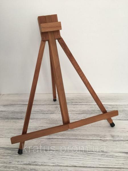 M14 Мольберт настольный деревянный