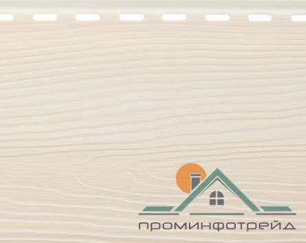 Фото Металлический сайдинг / Сайдинг ПВХ, Альта-Профиль, ALTA-BOARD Сайдинг ALTA-BOARD (Кремовый)