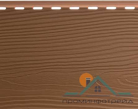 Фото Металлический сайдинг / Сайдинг ПВХ, Альта-Профиль, ALTA-BOARD Сайдинг ALTA-BOARD (Коричневый)