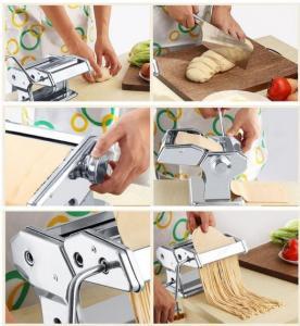 Фото Товары для кухни, Аксессуары для кухни Машинка для приготовления пасты - лапшерезка PASTA MACHINE