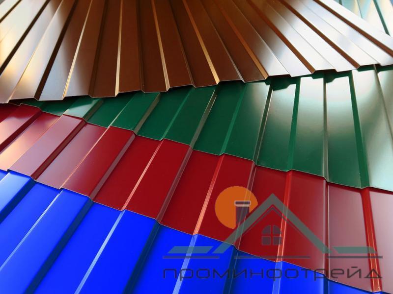 Фото Профнастил, Профнастил С-6, Стеновой Профнастил С-6, Стеновой, 0,45 мм, Матовый Полиэстер, Азия