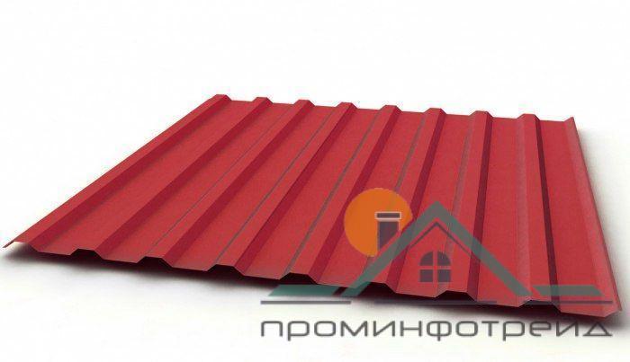 Фото Профнастил, Профнастил С-8, Стеновой Профнастил С-8, Стеновой, Полиэстер, 0,45 мм, Словакия
