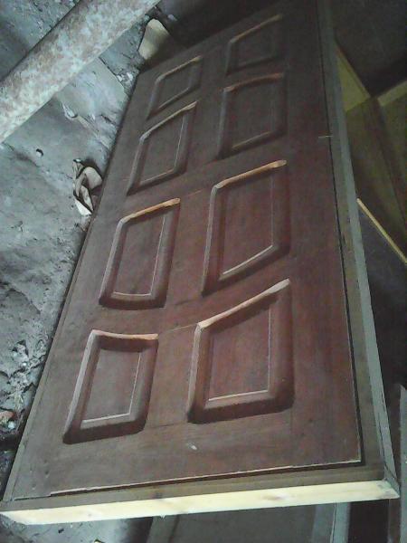 Дверь входная с коробкой