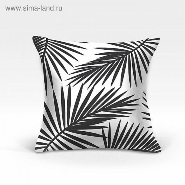 Подушка декоративная «Риеско-О», размер 45х45 см