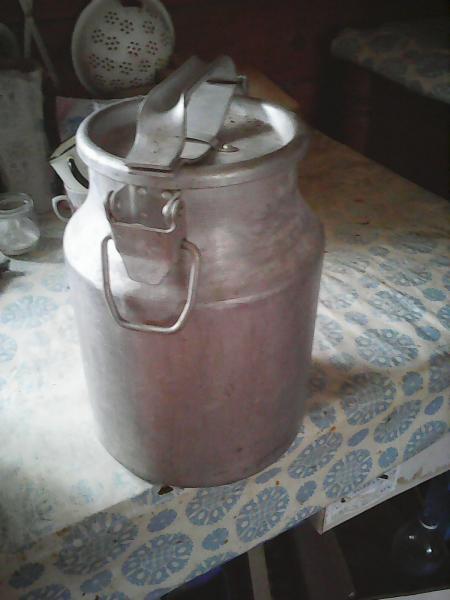 Бидончик для молока