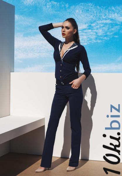 Синий пляжный пиджак Ora 700130/1 42(S) Синий, цена фото купить в Киеве. Раздел Женские жакеты, пиджаки, кардиганы