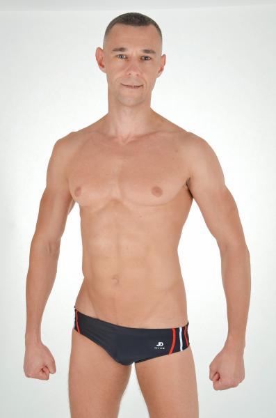 Плавки мужские Jolidon Man B 448 N 46(S) Черный