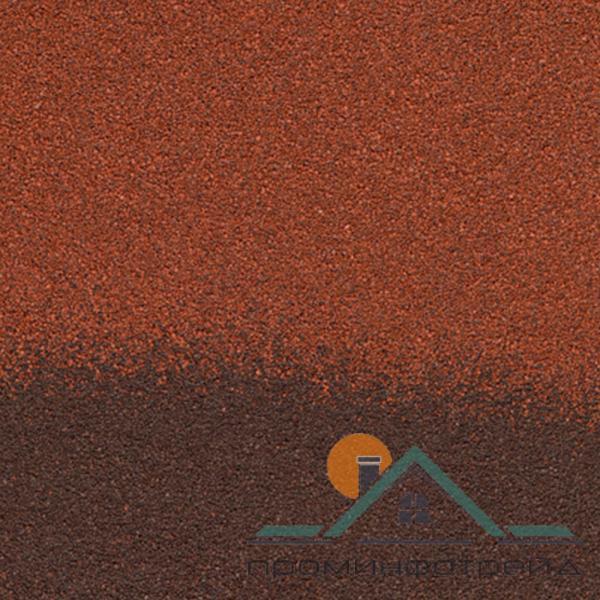 Фото Композитная черепица, Metrotile, Классический стиль Metrotile Classic Композитная черепица Metrotile Classic (Red-brown)