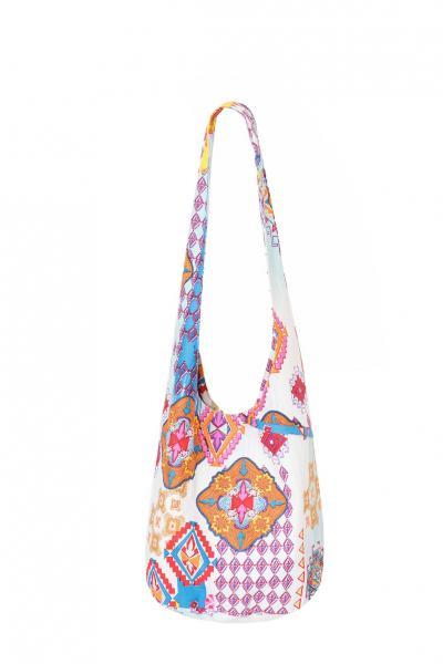 Большая пляжная сумка Iconique IC8-083 One Size Белый