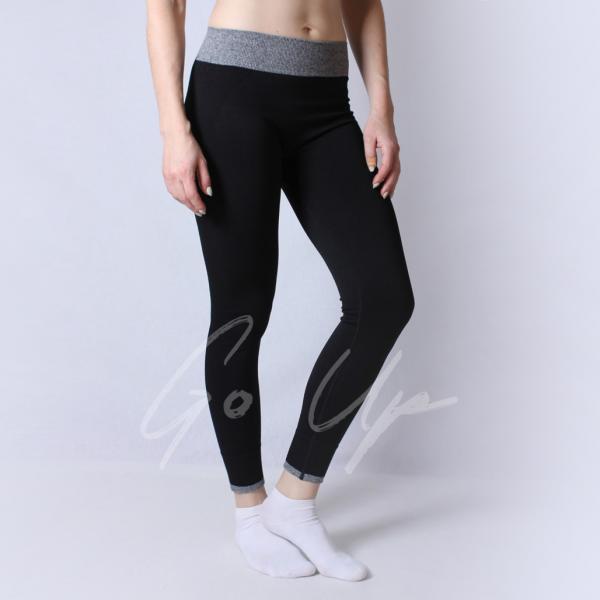 Женские спортивные лосины, MOVE, 4 цвета, тайтсы, леггинсы, одежда, для фитнеса, спорта, йоги, бега, танцев Черный