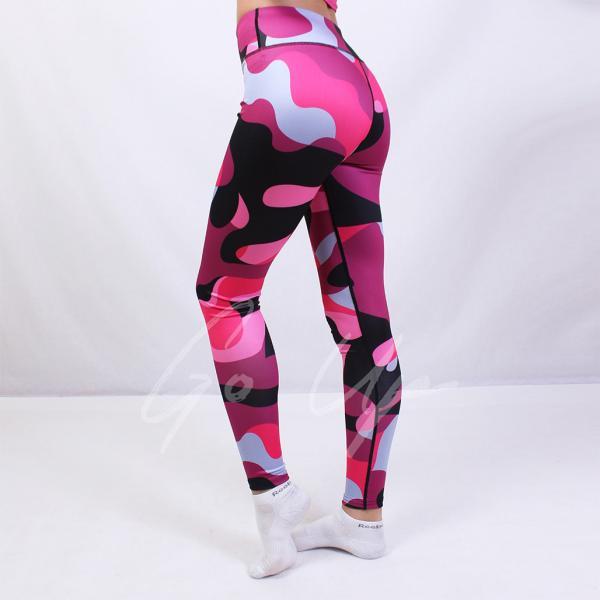 Женские спортивные лосины, Cody Lundin, 2 цвета, тайтсы, леггинсы, одежда, для фитнеса, спорта, йоги, бега Розовый