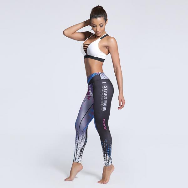 Женские спортивные лосины Farce, одежда для фитнеса, леггинсы, лосіни, для бега, йоги, спорта, спортзала М