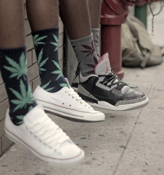 Шкарпетки Huf. Носки Huf.