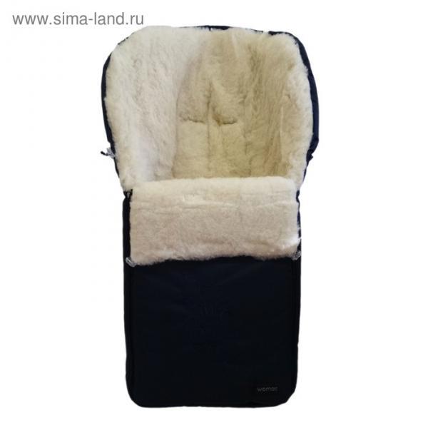 Спальный мешок в коляску Siberia, 10 гранатовый