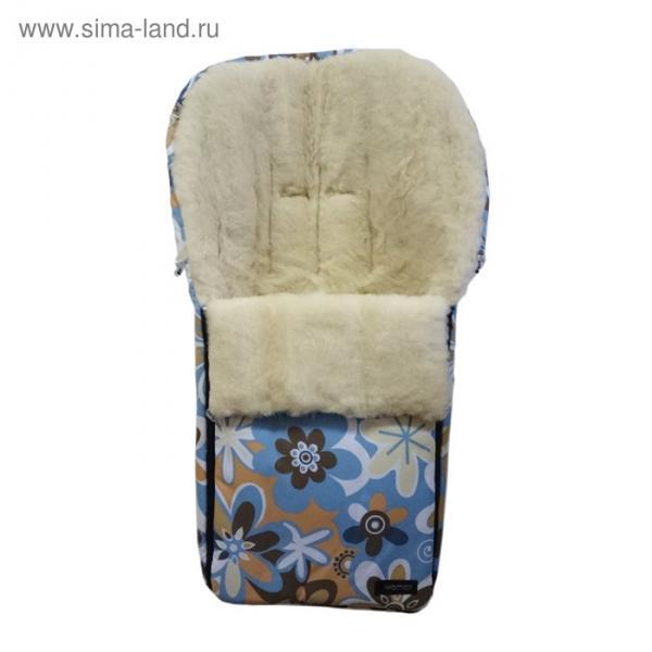 Спальный мешок в коляску Aurora, 16 цветки
