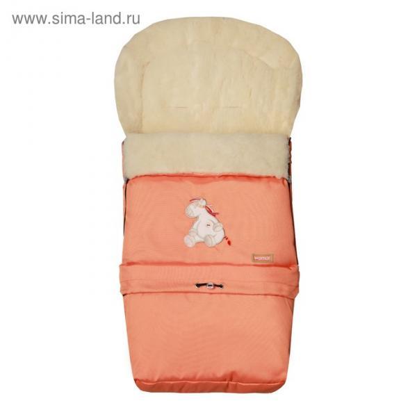 Спальный мешок в коляску Multi arctic, 2 оранжевый