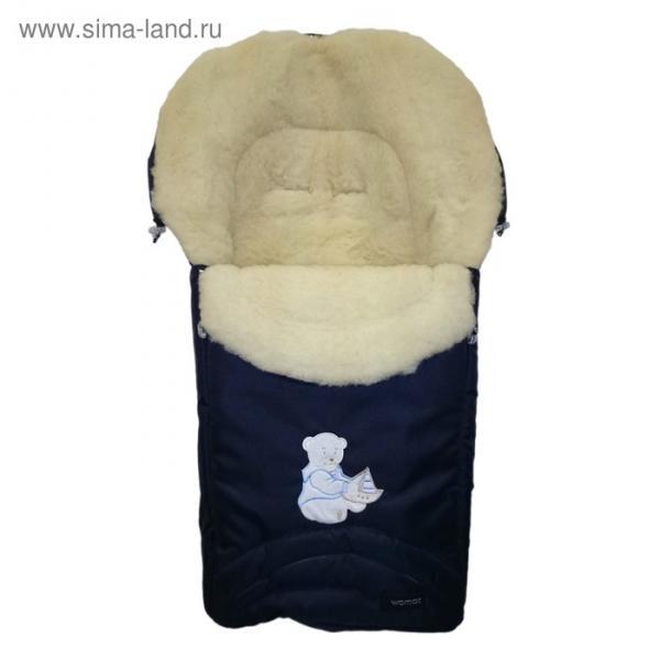 Спальный мешок в коляску Excluzive, 10 гранатовый
