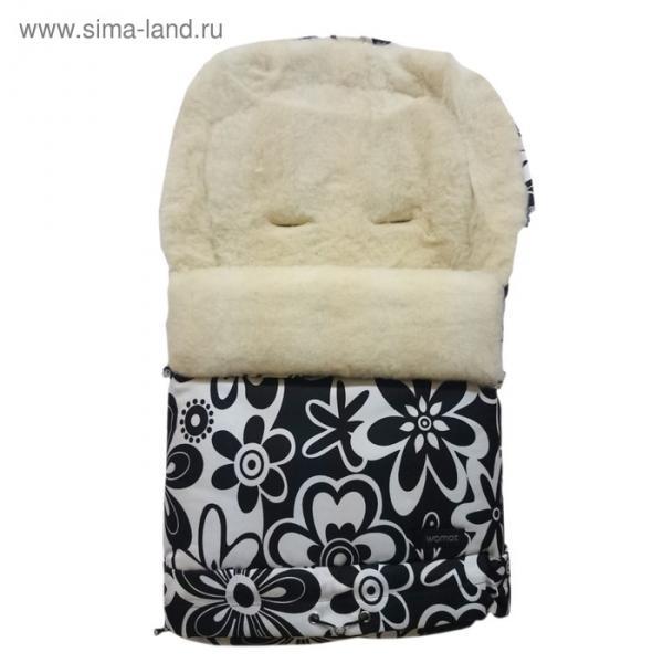 Спальный мешок в коляску Multi arctic, 19 цветки