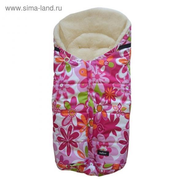 Спальный мешок в коляску Wintry, 14 цветки