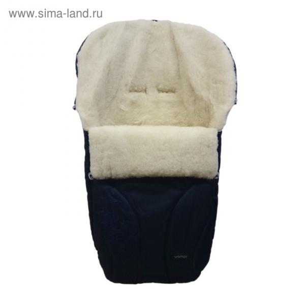 Спальный мешок в коляску Snowflake, 10 гранатовый