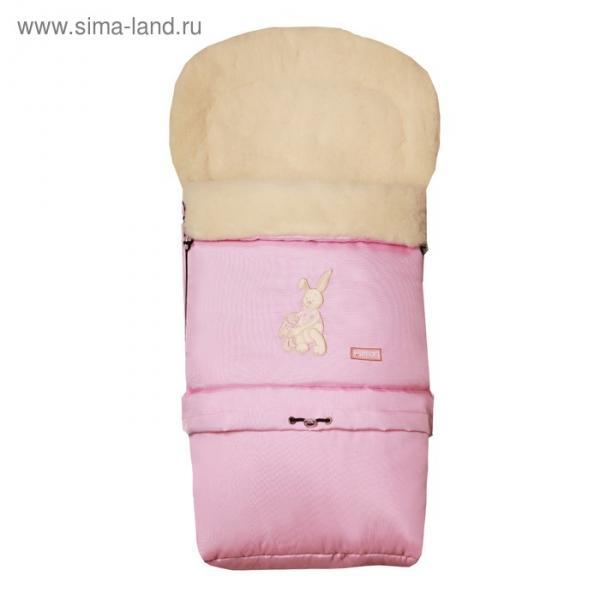 Спальный мешок в коляску Multi arctic, 3 розовый