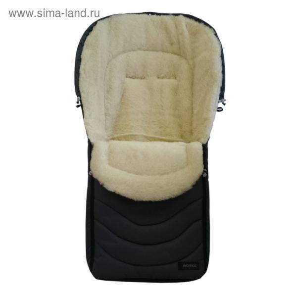Спальный мешок в коляску Black frost, 11 графитовый