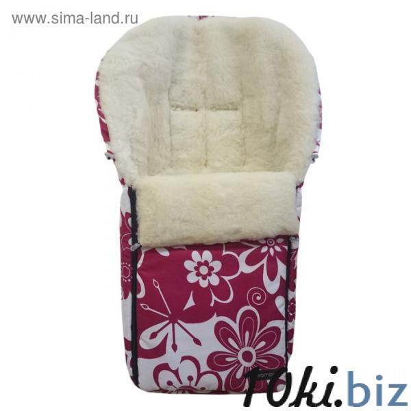 Спальный мешок в коляску Aurora, 13 цветки купить в Гродно - Зимние конверты для новорожденных